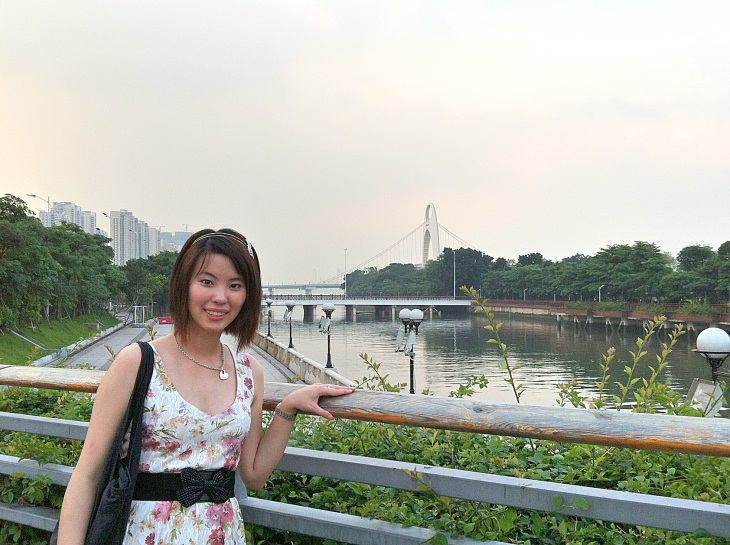 First Week in Guangzhou: Chinese and North American culture