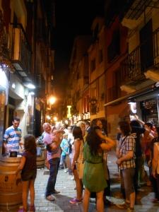 San Juan at midnight