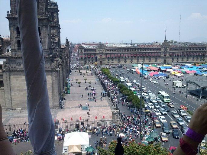 What It's Like in Al Centro de Mexico