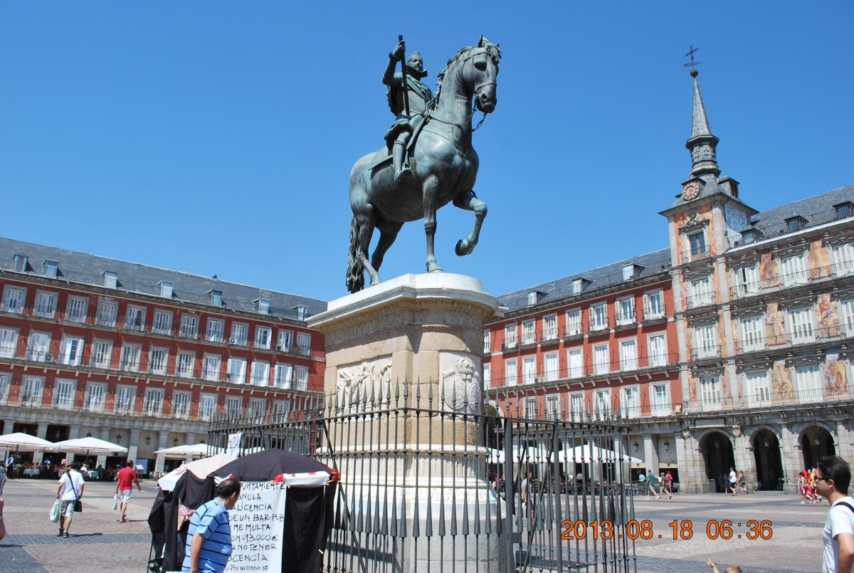 Why Spain is so amazing (Yong Huang)