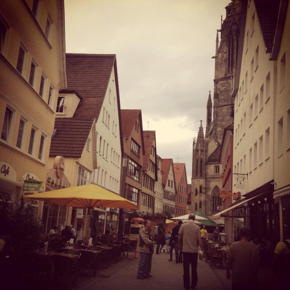 Beer festival In Reulingen