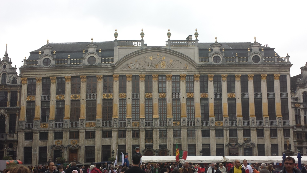 Bling Booking Adventure- First Trip is to Brussels!