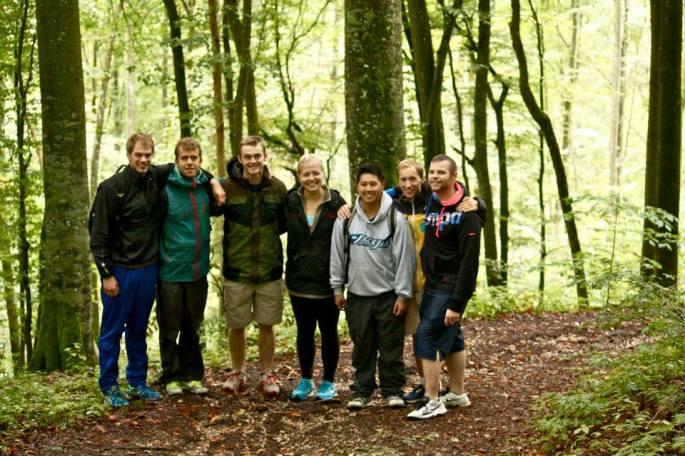 Reutlingen Schloss Lichtenstein Hiking Trip