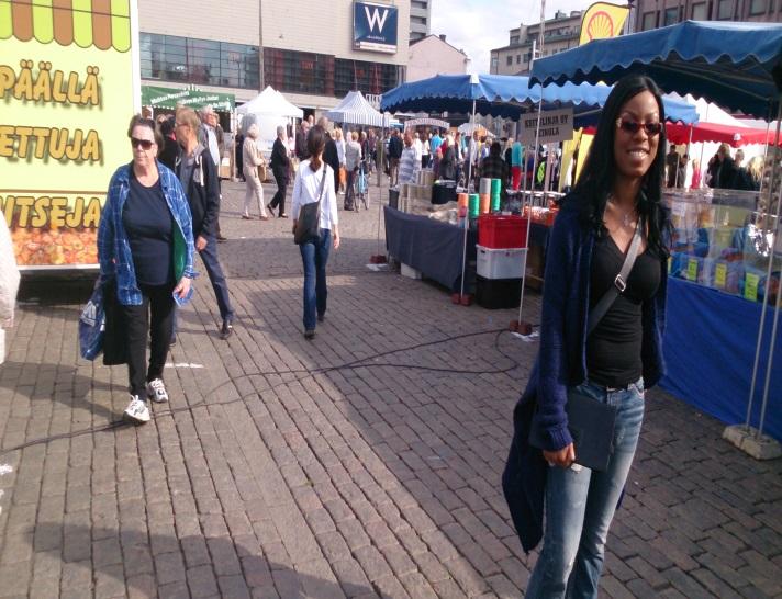 Melissa at Turku Day