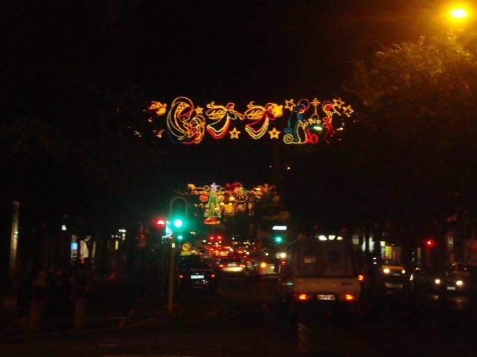 Cape Town's Christmas Spirit