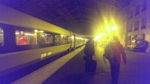 La Rochelle, Train Station