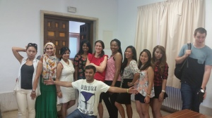 Last class picture