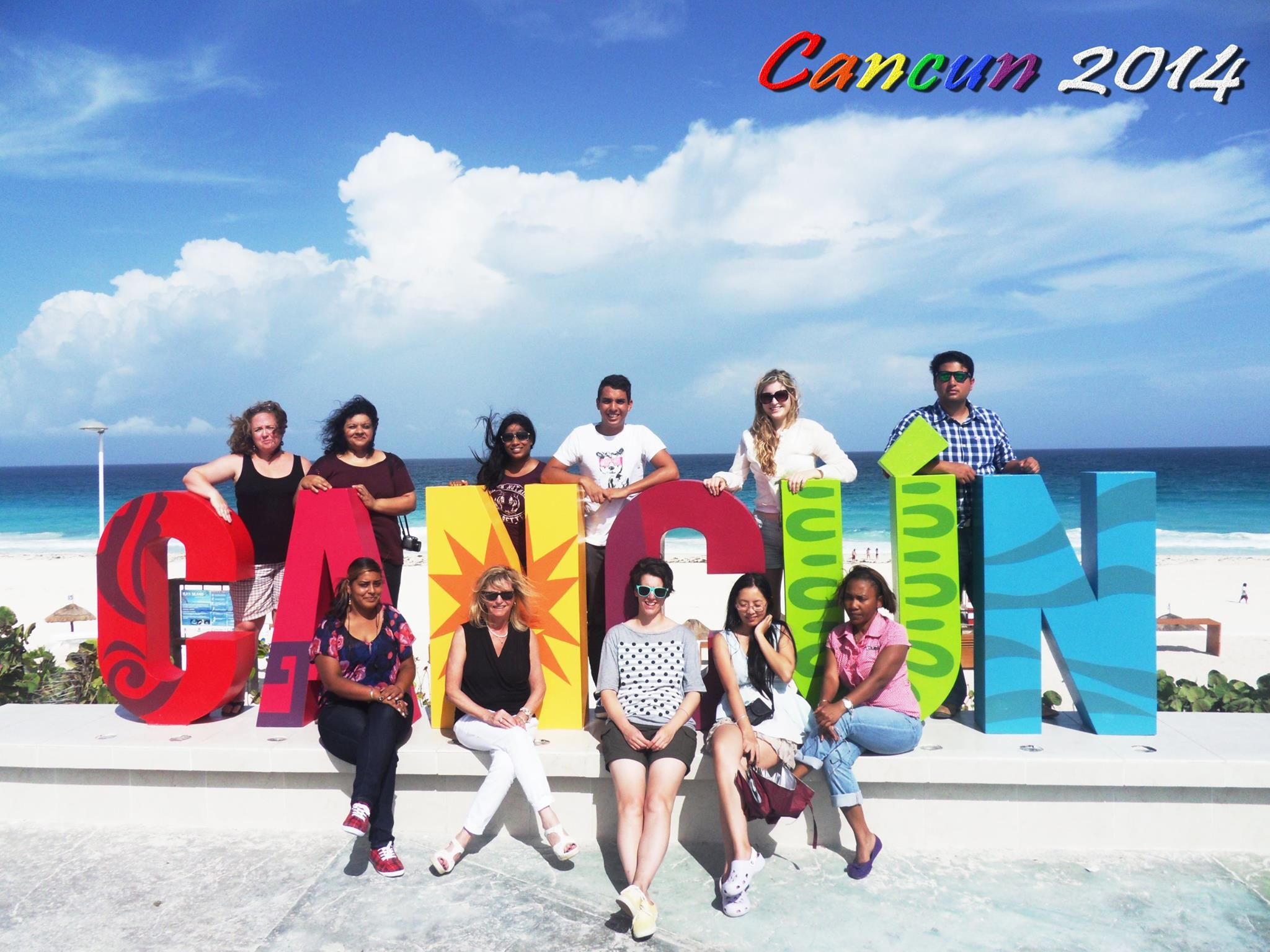 Cancun (Mexico) | Place without name  |Cancun Mexico Language