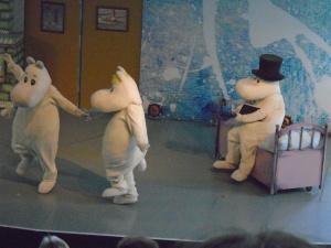 Moomin's hometown Finland!