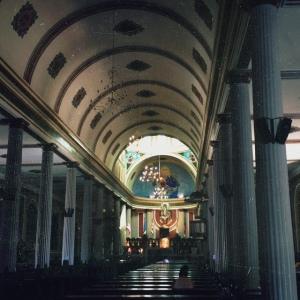 Church in Downtown San Jose