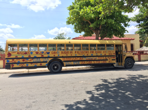 Our Bus gifted by US