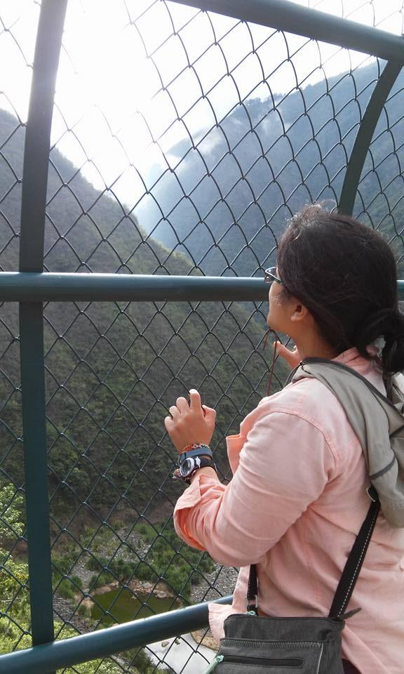Sherry Ing International Internship Llano Bonito Costa Rica Electricity Project
