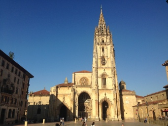 1300 year-old Church in Oviedo