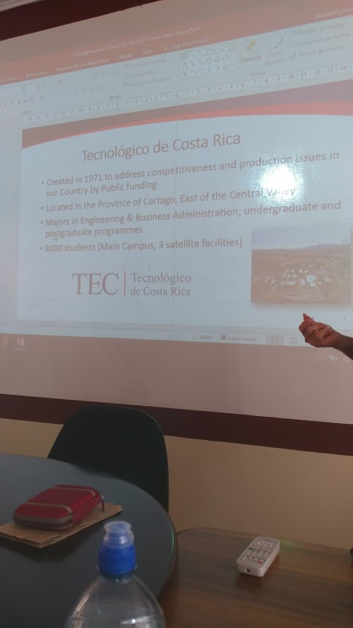 TEC University Access to Higher Education for Indigenous Students