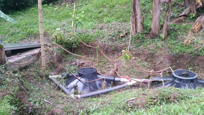 Water Filteration System in Indigenous Talamanca Territories