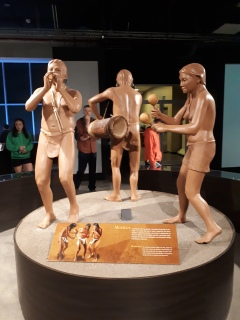 Visited a museum showcasing Indigenous cultures. Fascinating