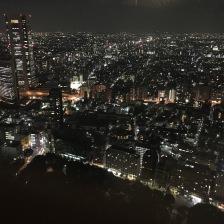 Nightview of Tokyo